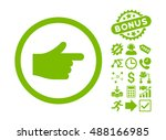 index pointer icon with bonus...