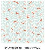 vector seamless hand drawn...   Shutterstock .eps vector #488399422
