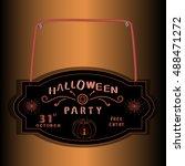 abstract vector illustration of ...   Shutterstock .eps vector #488471272