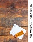 medical prescription for... | Shutterstock . vector #488540116