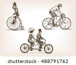 Vintage Bicycle Transport...