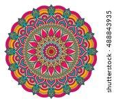 Mandala  Vector Mandala  Floral ...
