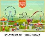 Amusement Park Design...