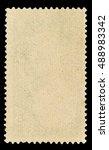 old postage stamp   Shutterstock . vector #488983342