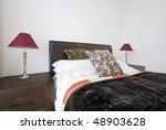 detailed shot of a modern... | Shutterstock . vector #48903628