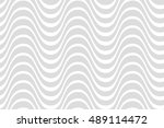 abstract structural curved... | Shutterstock . vector #489114472