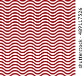 vector seamless abstract... | Shutterstock .eps vector #489117526