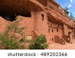 Outside View Of Manitou Cliff...