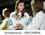kiev  ukraine   september 1 ...   Shutterstock . vector #489254896