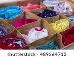 fragment of organizer for...   Shutterstock . vector #489264712