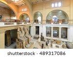 cairo  egypt   02 january 2016  ...   Shutterstock . vector #489317086