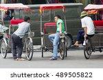 hanoi vietnam september 26 2016 ... | Shutterstock . vector #489505822