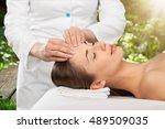 oil. | Shutterstock . vector #489509035
