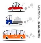 vehicle designs raster | Shutterstock . vector #48952684