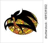 eagle   Shutterstock .eps vector #489539302