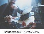 | Shutterstock . vector #489599242