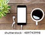 Smartphone White Screen On...
