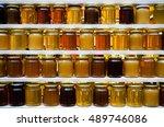 Jars Of Different Honey...