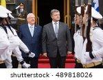 kiev  ukraine   sep 27  2016 ... | Shutterstock . vector #489818026