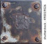 oxide texture   Shutterstock . vector #490019026