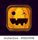 halloween game icon.funny...