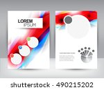 business brochure | Shutterstock .eps vector #490215202