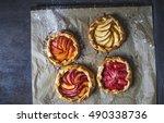 Freshly Baked Strawberry Pie ...