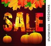 sale.  | Shutterstock .eps vector #490343446