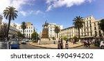 algiers  algeria   feb 6  2016  ... | Shutterstock . vector #490494202