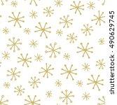Doodle Snowflakes   Simple...