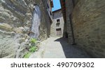 Rupit Catalonia Spain   July...