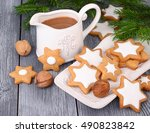 Christmas Gingersnap In The...