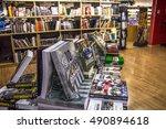 sao paulo  brazil  november 08  ...   Shutterstock . vector #490894618