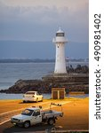 Woolongong Lighthouse Is...