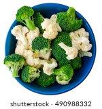 Cauliflower  Broccoli  Carrots...