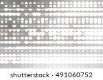 image of defocused stadium... | Shutterstock . vector #491060752