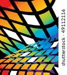 grid | Shutterstock .eps vector #49112116