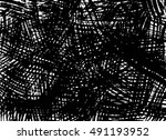 ink black vector background.... | Shutterstock .eps vector #491193952