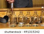 experiment | Shutterstock . vector #491315242