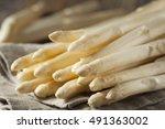 Raw Organic White Asparagus...