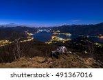 Lake Como By Night