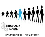 conceptual business... | Shutterstock .eps vector #49159894