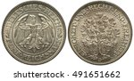 Germany  German Coin Five Mark...