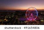orlando eye | Shutterstock . vector #491654806