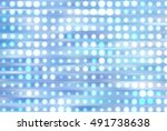 elegant abstract horizontal... | Shutterstock . vector #491738638