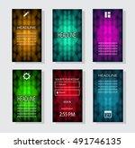 mobile interface  ui neon color ...