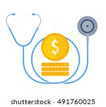 The Stethoscope And Money....
