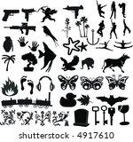 48 elements graphic