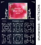 Vector Photo Decor Stickers....