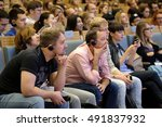 moscow  russia   september 2 ...   Shutterstock . vector #491837932